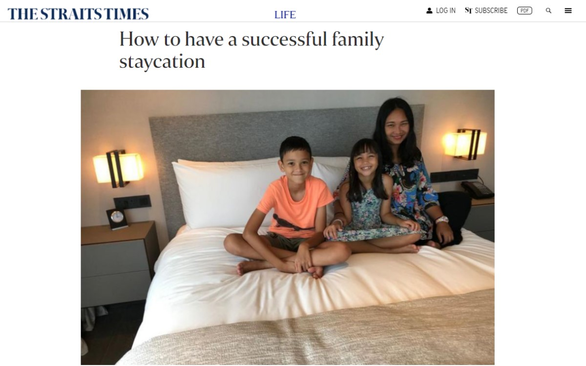 How to Have A Successful Family Staycation